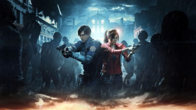 Photo of RESIDENT EVIL 2 BIOHAZARD RE2